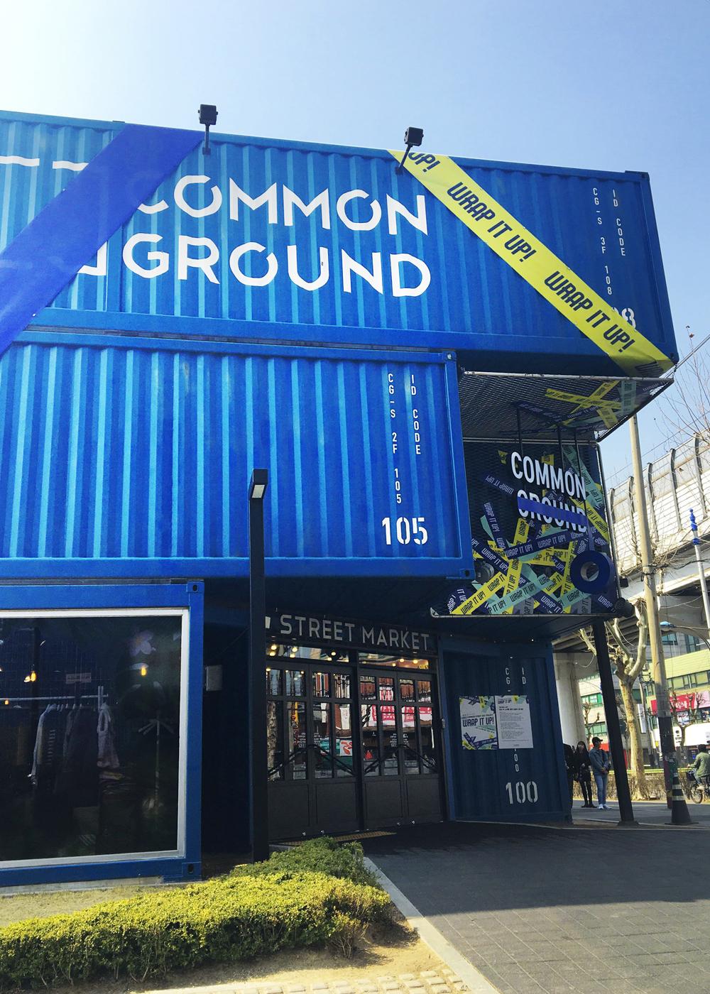 Common Ground Seoul